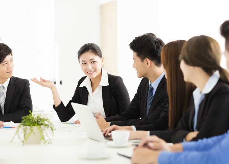 四、学着读空气,配合周围人的气氛说话,不要当白目人