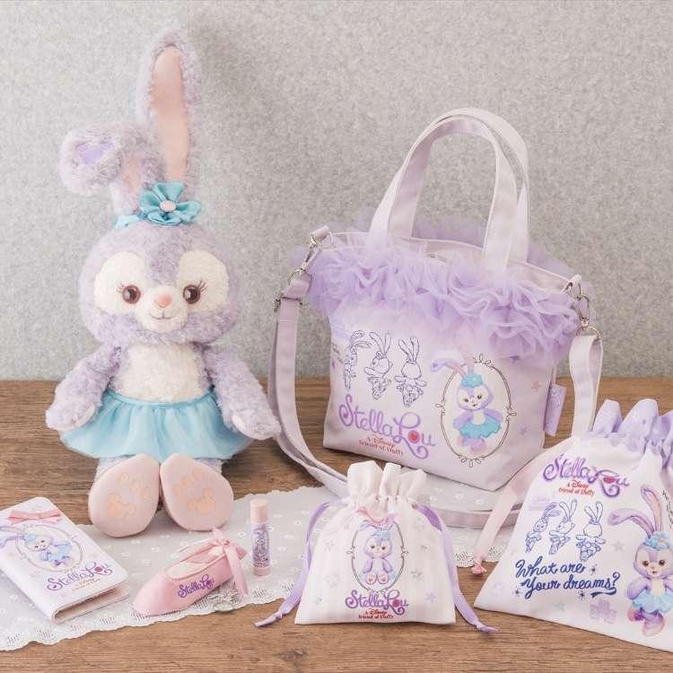 東京迪士尼海洋的閃亮新角色「史黛拉兔」商品大集合