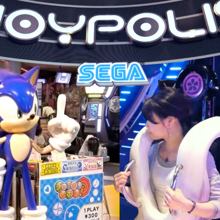 [MOVIE] Tokyo Joypolis: Odaiba's Indoor Amusement Park of Thrills and Fun