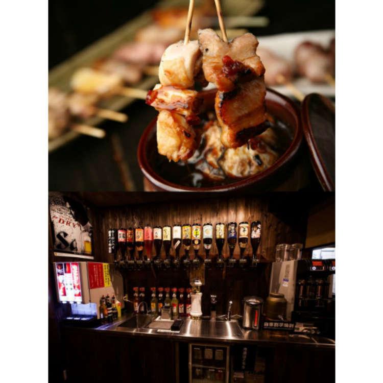 新宿超高CP值大眾居酒屋-烤雞串只要60日圓起!還有299日圓30分鐘暢飲!