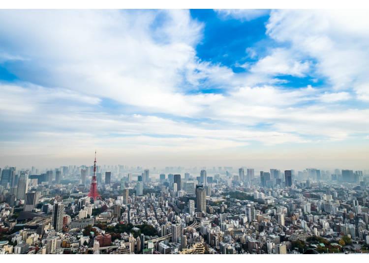 东京-对我而言