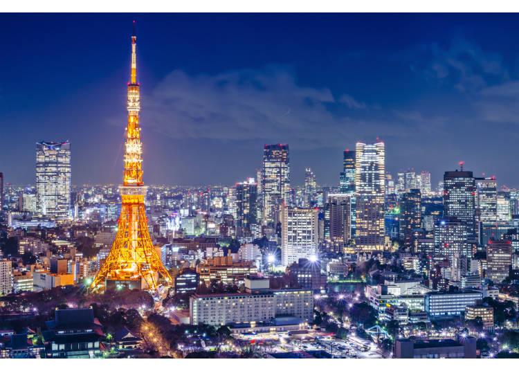 每个人都有自己的东京故事