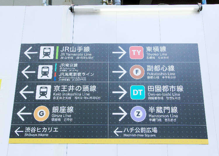 The Complete Guide to Shibuya Station