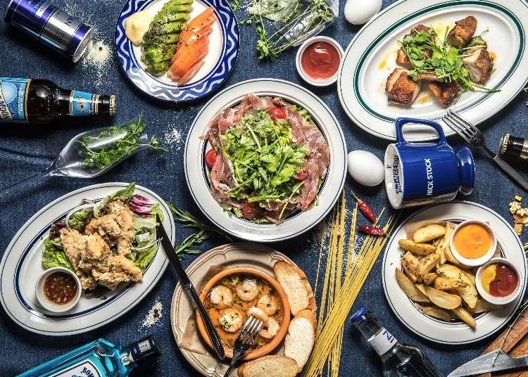 【도쿄 첫 출점!】교토발, 화제몰이 중인 '고기'가 맛있는 카페 <'NICK STOCK(닉스톡)>이 5/29(월) '고기의 날' 시부야도겐자카에 그랜드 오픈
