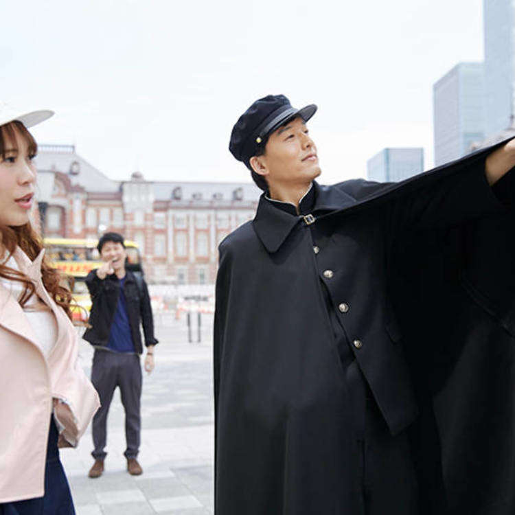 """[MOVIE] A Tokyo Butler Story: Discovering """"Taisho Romance"""" between Marunouchi's Many Skyscrapers in Marunouchi"""