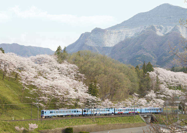 Fifty Two Seats of Happiness: My Brunch on the Atmospheric Restaurant Train to Chichibu