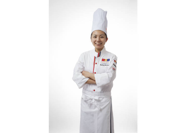 The Female Chef, Cooking for Female Guests