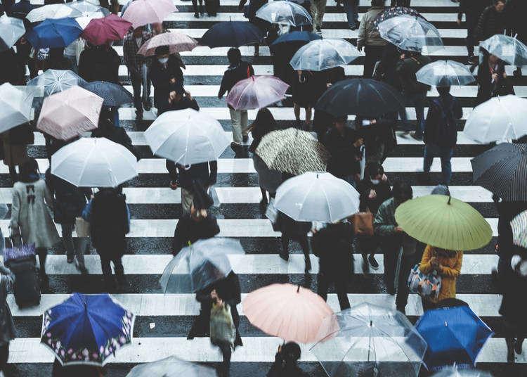 日本東京夏季6~8月的天氣、服裝及必備物品