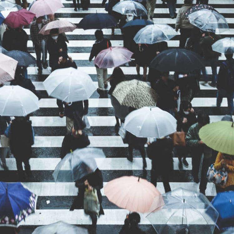 夏日東京-6~8月氣溫與穿搭小撇步!