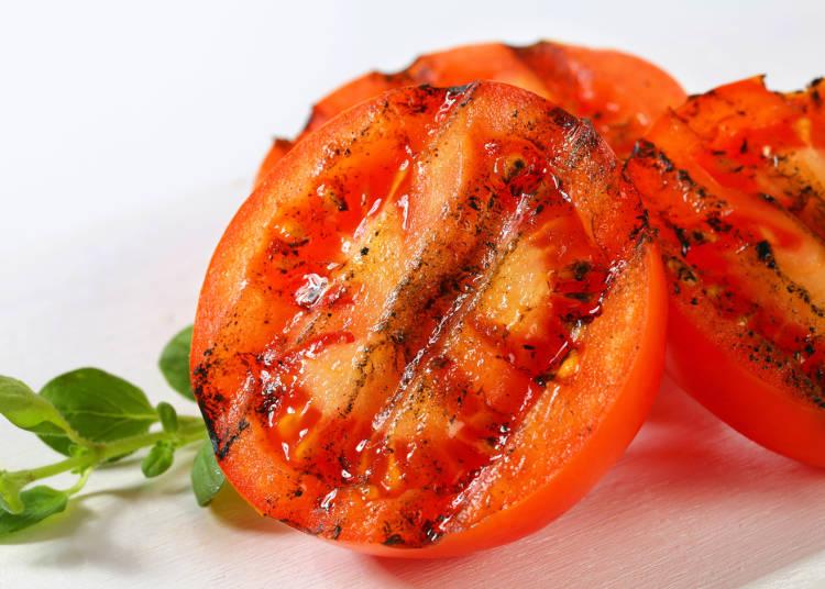 トマトはまず火を通してから?