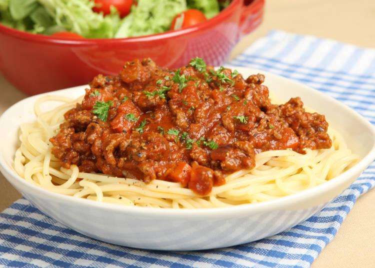 日本発祥のトマト料理も人気!