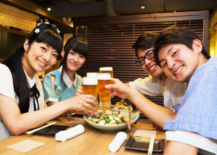 【聯誼是日本的文化】帶你探究日本聯誼不可描述的內幕!