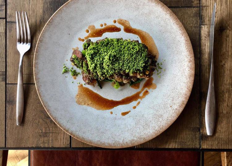 【レストラン編】グリル&タパス料理に寿司割烹…世界の美食が集う!