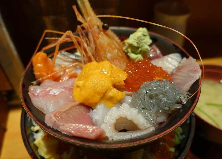 Tsukiji's Top 3 Restaurants: Hidden Gems Loved by Locals