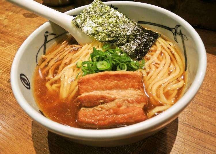 訪日外国人にもおすすめ!新宿西口エリアで日本人専門家がおすすめするラーメン店3選