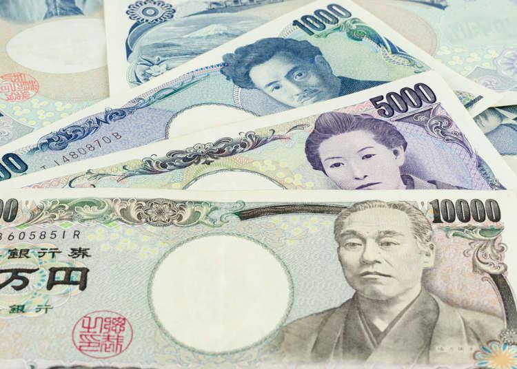 日本東京自由行衣服怎麼帶?錢要準備多少?新手實用Q&A-基本篇懶人包