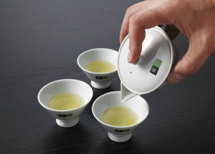 お茶に愛された土地「宇治」