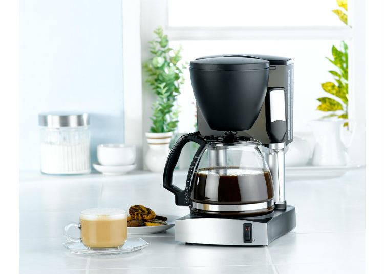 銀髮族中最熱門的咖啡機