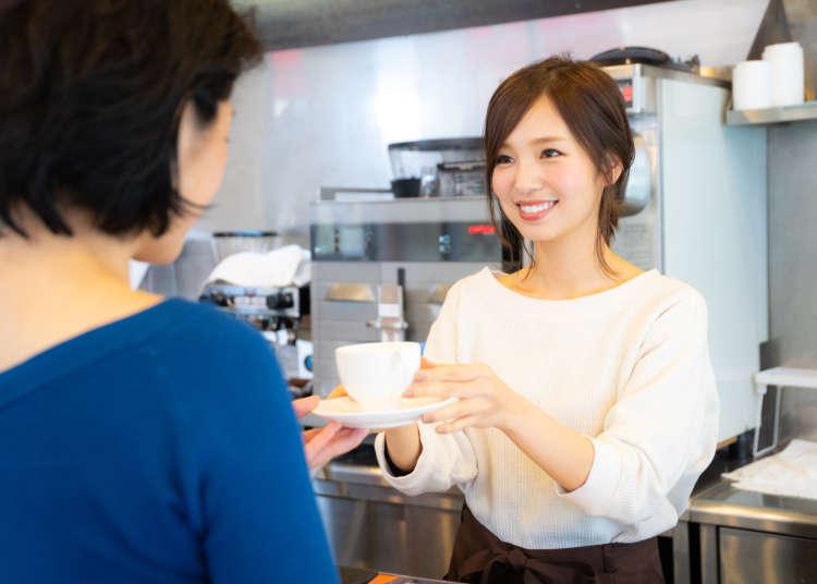 일본여행중 가게 점원들이 사용하는 일본어 패턴을 파악하면 여행이 좀 쉽다?