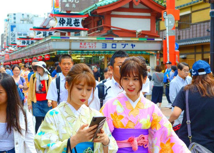 37種日語「謝謝」的說法