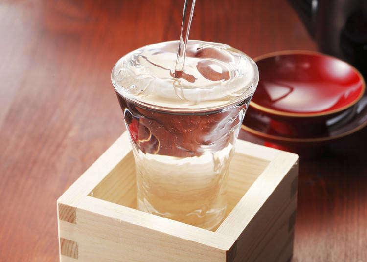 日本酒、焼酎、梅酒-日本を代表するお酒3種