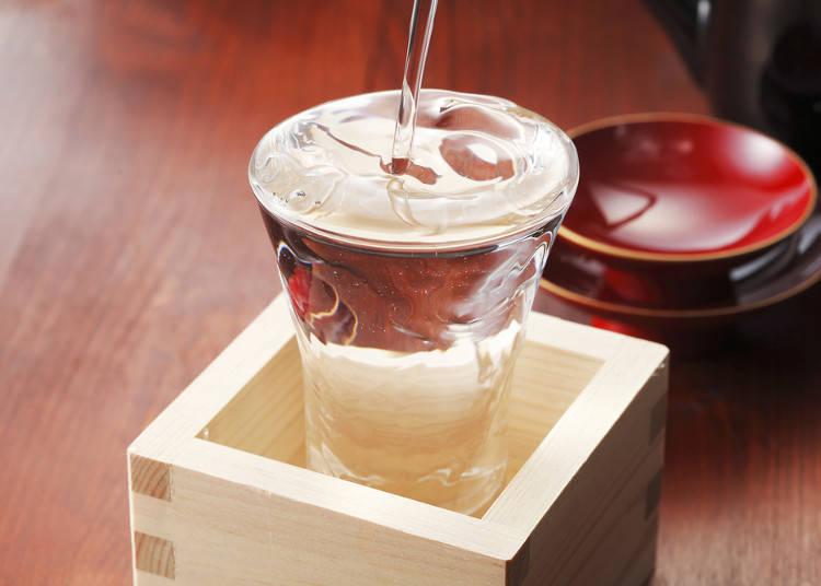 Sake: Rice Wine
