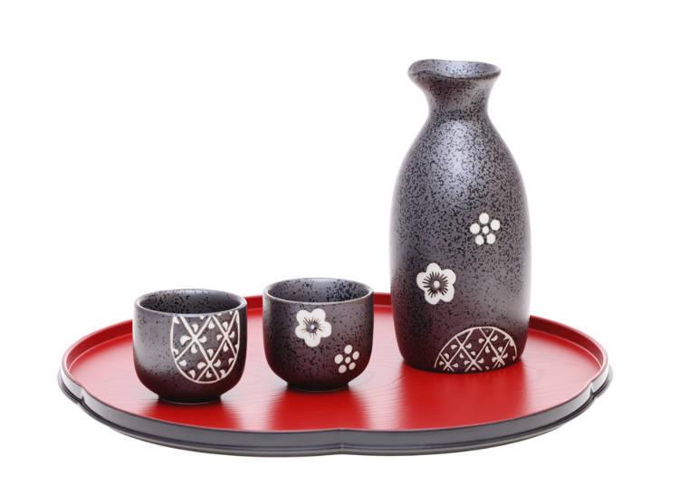 日本のお酒で乾杯しよう!