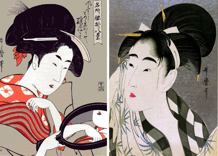 紅い唇と白い肌日本の美容文化の歴史