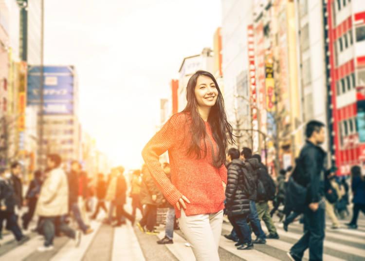3)日本店家平常都開到幾點?