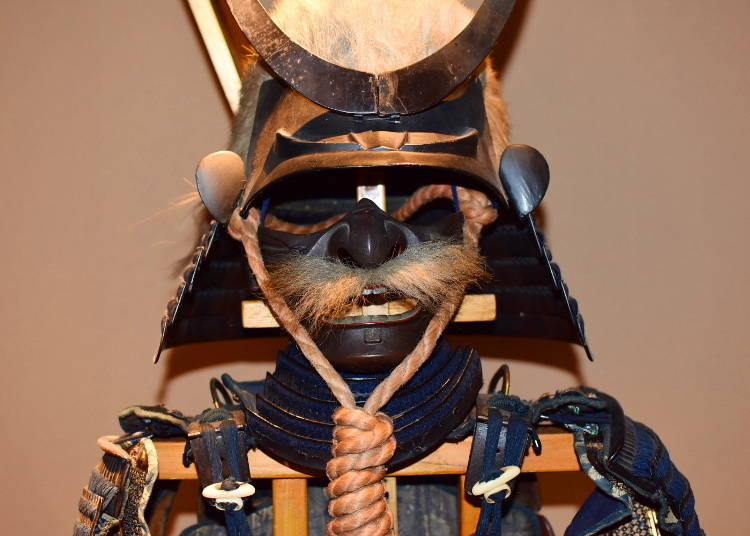 See, Learn, Experience, and Shop at Samurai Museum