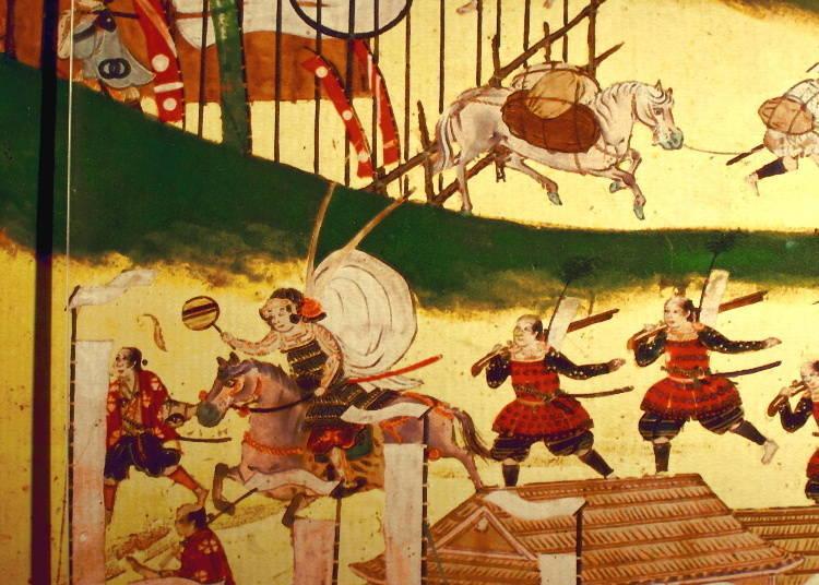 一階:古き良き日本の世界へ