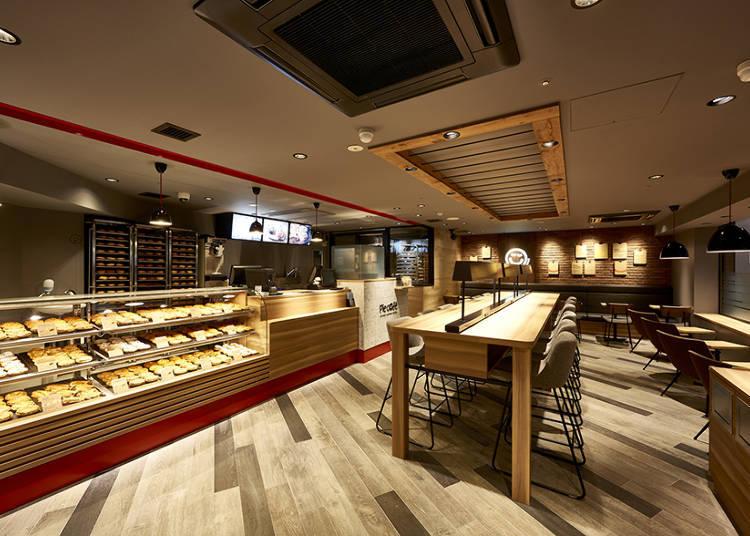 享受挑選樂趣的搞笑表情派「Pie face澀谷MODI店」