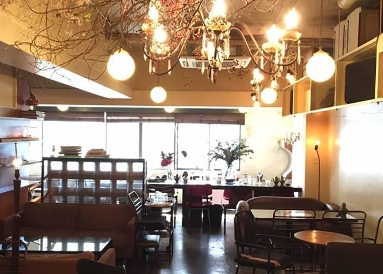 剛出爐的正宗極品蘋果派「Zarigani Cafe」