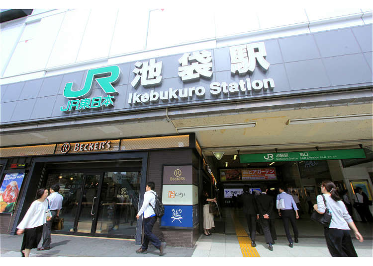The Complete Guide to Ikebukuro Station