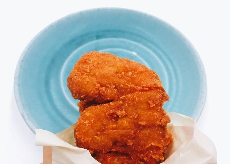 辣味炸雞排 Lチキ 旨辛チキン