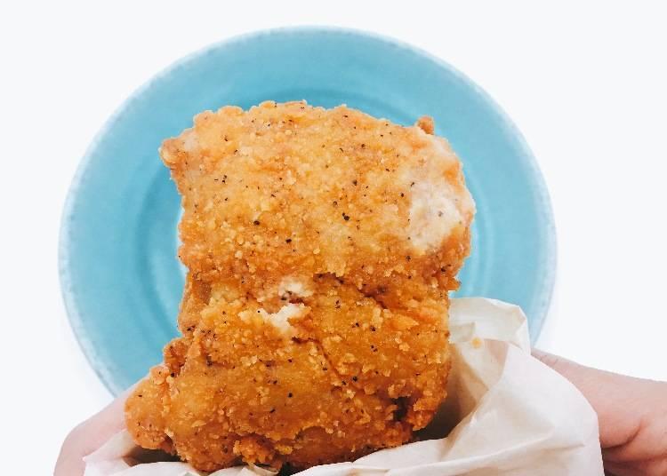 鹽味炸雞排 Lチキ 旨塩チキン