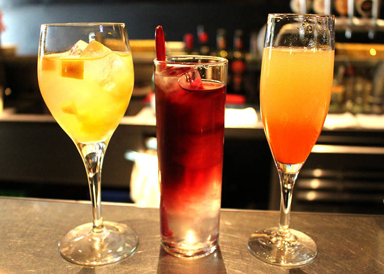 Try Q's Wine-Based Cocktails