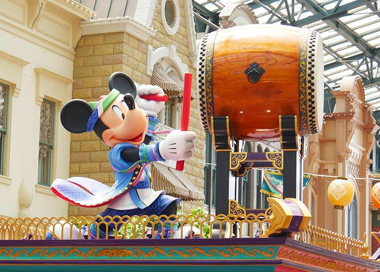 Jangan Lewatkan Acara Musim Panas Disney Resort! (11 Juli – 31 Agustus)