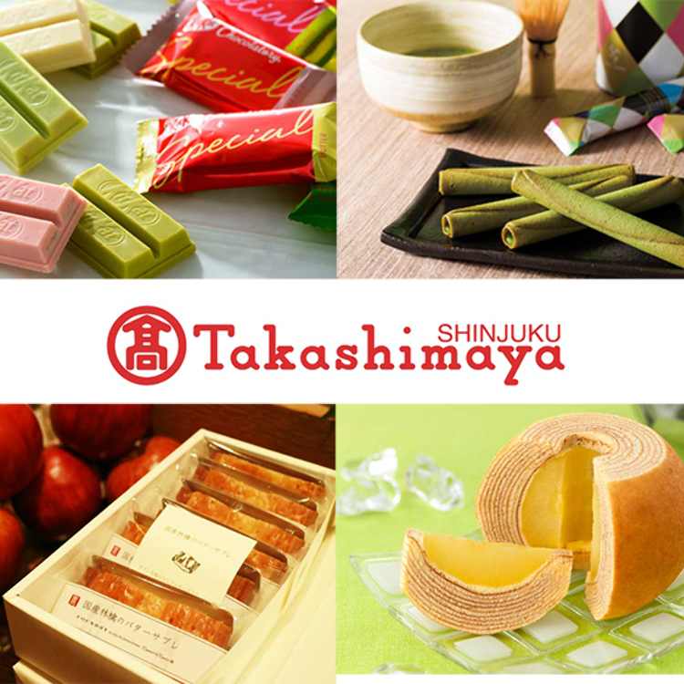 新宿高岛屋的必买极品甜点精选