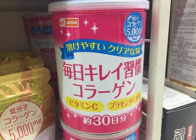 LOTTE MFK Mainichi Kirei Shukan Collagen