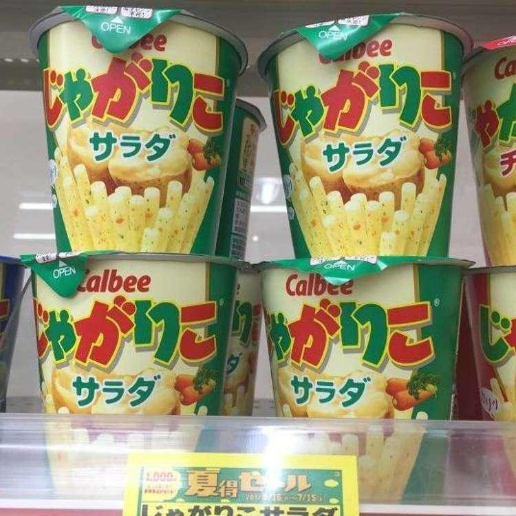 日本人最愛的十大零食排行榜報給你知!松本清銷售排行榜大公開!