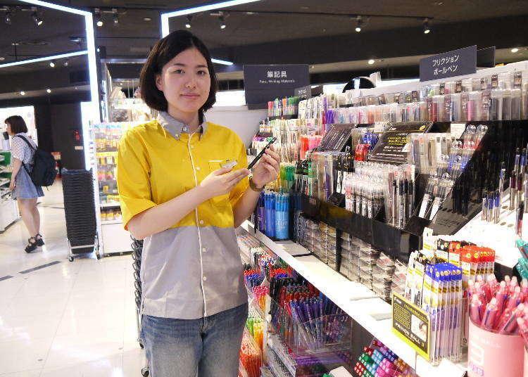 日本必买文具! LOFT公关推荐10大人气商品
