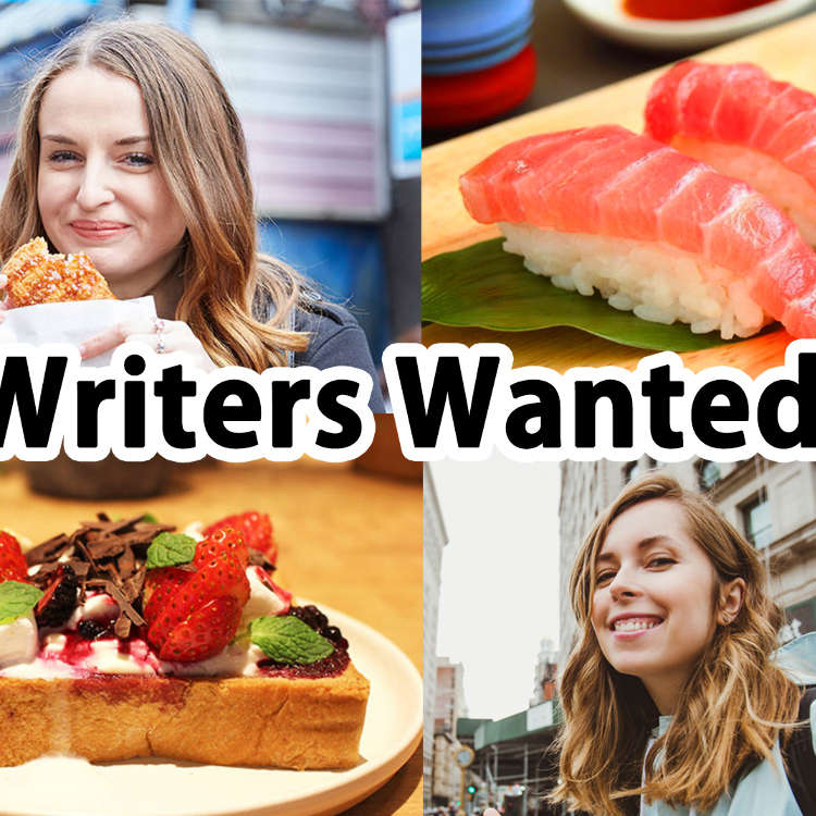 English Writers Wanted!