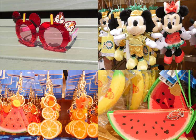 錯過這個夏天你就買不到的東京迪士尼限量必買商品