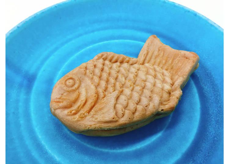 排行第4名-卡式達醬鯛魚燒