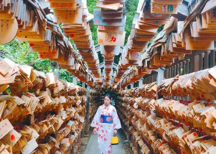 "Kawagoe: Explore ""Little Edo"" in Kimono!"