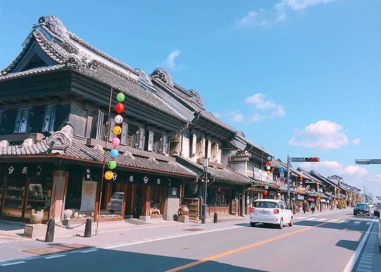 Why Go to Kawagoe?