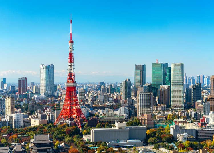 東京旅遊住宿指南 11人氣區域超強解析