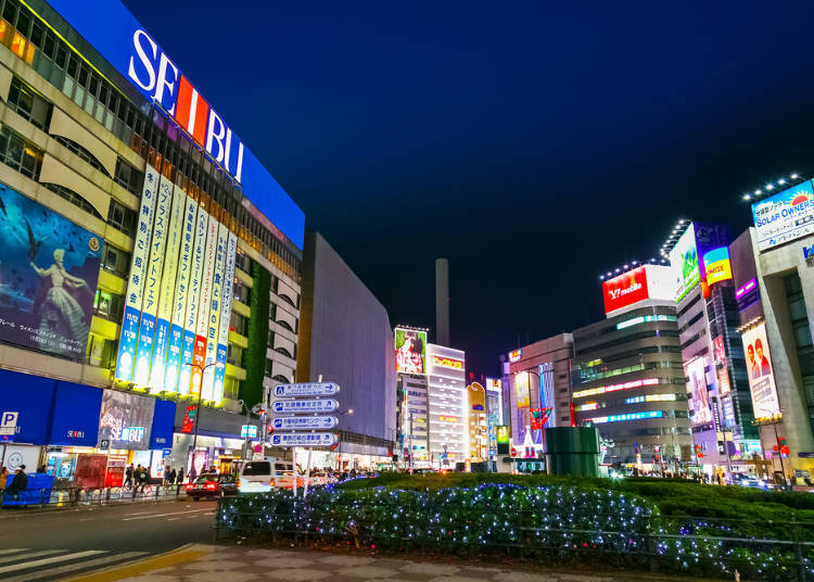 Accommodation Guide by Area: Ikebukuro