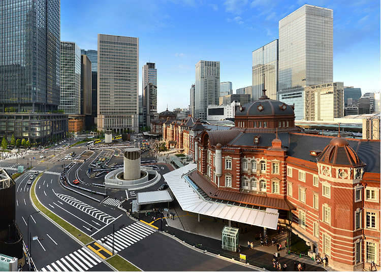 Accommodation Guide by Area: Around Tokyo Station